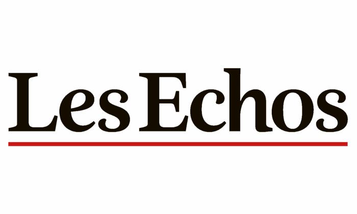 Image result for Les-Echos logo