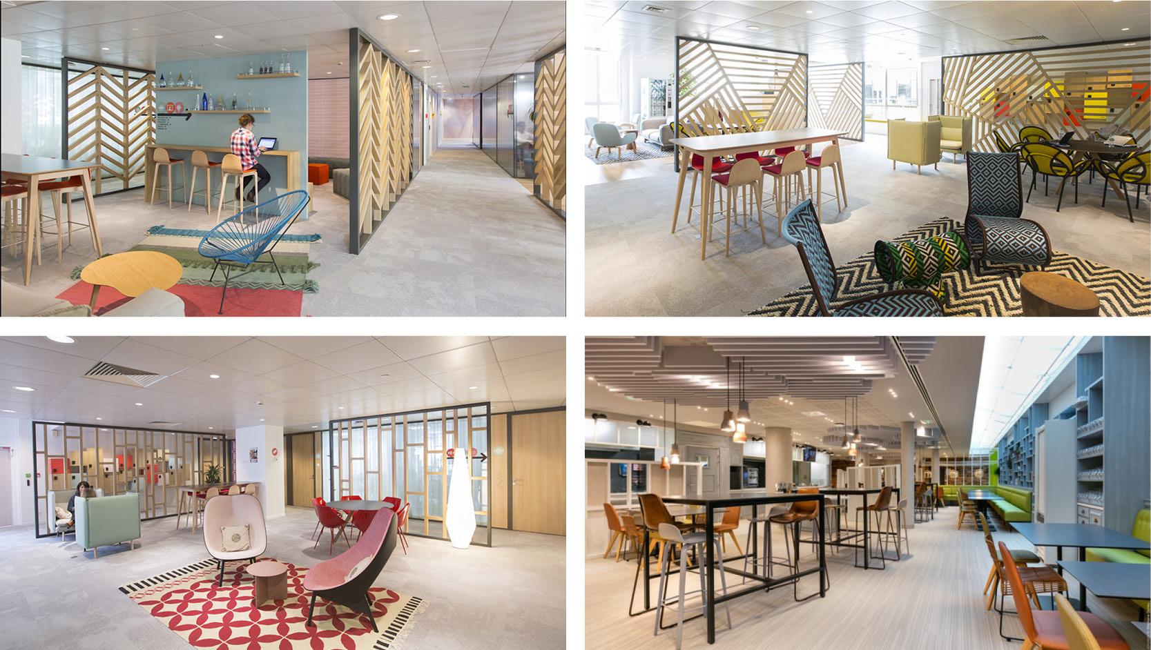 Flex office : des bureaux partagés pour le meilleur ou pour le pire